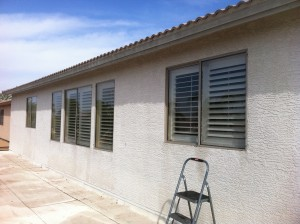Arizona Home No Sun Screens