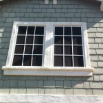 Craftsman Styled Windows Outdoor Sun Screens After