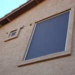 Sun Screens for Sun and Heat Protection