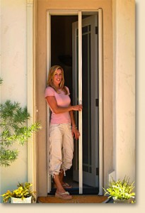 Sunscreens Solutions Retractable Screen Doors